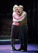 Little Shop of Horrors - Tari Kelly and Anthony Rapp
