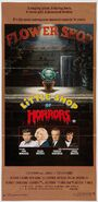 Little Shop of Horrors 1986 Australian Daybill Poster