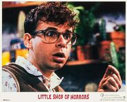 Little Shop of Horrors Lobby Card 04 Rick Moranis
