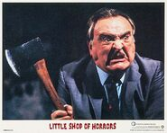 Little Shop of Horrors Lobby Card 08 Vincent Gardenia