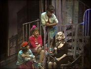 Little Shop of Horrors 1983 Ellen Greene, Leilani Jones, Jennifer Leigh Warren, Shelia Key Davis