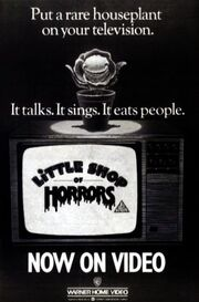 Little Shop of Horrors (1986) Video Ad
