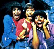 Little Shop of Horrors 1982 - Jennlter Leigh Warren, Leilani Jones, Sheila Kay Davis
