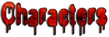 3d horror text effect