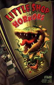 Little Shop of Horrors - Broadway 2003 Poster