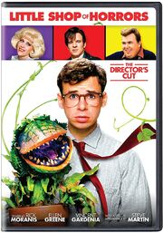 Little Shop of Horrors (1986) 2012 Director's Cut DVD