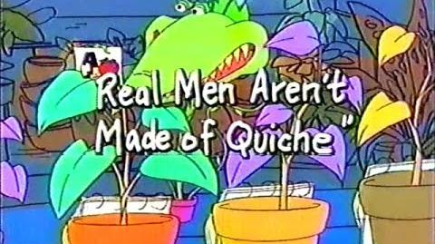 Real Men Aren't Made of Quiche Episode 2 Little Shop