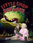 Little Shop of Horrors 2004 Touring Company with Anthony Rapp & Tari Kelly