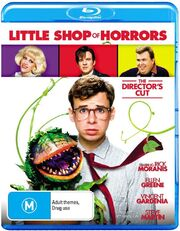 Little Shop of Horrors (1986) 2016 Australian Director's Cut