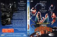 The Little Shop of Horrors (1960) Brazilian DVD