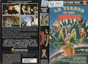Little Shop of Horrors (1986) Mexico VHS