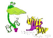 Little Shop - Junior Munching Logo