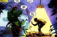 DC Comics Audrey II