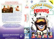 Little Shop of Horrors (1986) VHS Australia 1987