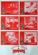 Little Shop of Horrors 1986 Australian Lobby Card Poster