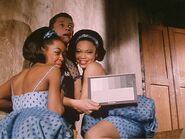 Tichina Arnold, Tisha Campbell Martin, Little Shop of Horrors