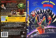 Little Shop of Horrors (1986) 2004 DVD Australia
