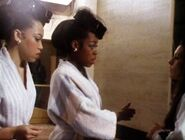 Little Shop of Horrors 1986 Dentist Rehearsal - Tichina Arnold, Tisha Campbell
