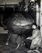 Little Shop of Horrors (1986) - Audrey II creator Lyle Conway