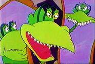 Little Shop of Horrors Cartoon - Audrey Junior sings I Gotta Find Him