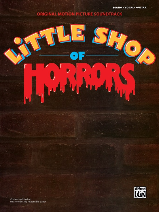 Little Shop Of Horrors Original Motion Picture Soundtrack Piano