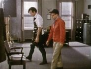 Little Shop of Horrors 1986 Behind the Scenes - Rick Moranis & Steve Martin 02
