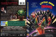 Little Shop of Horrors (1986) 2000 DVD