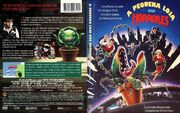 Little Shop of Horrors (1986) 2000 DVD Brazil 1
