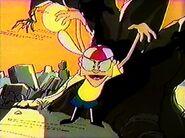 Little Shop of Horrors Cartoon - Seymour sings Halloween Meanies