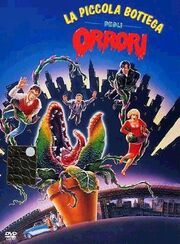 Little Shop of Horrors (1986) Italian DVD