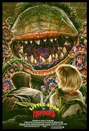 Little Shop of Horrors 1986 - Eddie Holly Poster