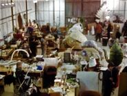 Little Shop of Horrors (1986) Plant Workshop