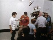 Little Shop of Horrors 1986 Behind the Scenes - Rick Moranis & Steve Martin 04