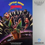 Little Shop of Horrors (1986) Laseridisc USA 1987 A