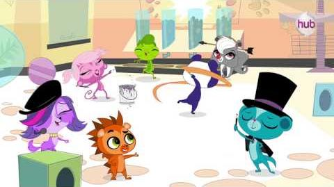 LITTLEST PET SHOP on The Hub! Series Premiere (November 10th)