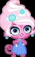 Minka in a dress by butterflypinky12345-d609aw9