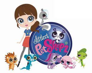 Littlest Pet Shop 2 Logo