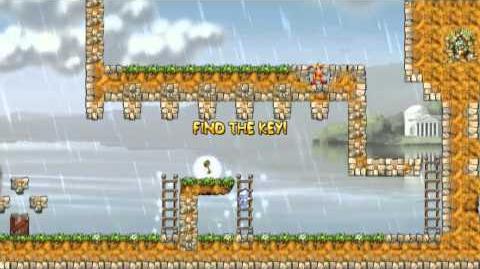 Snowy Treasure Hunter PS3