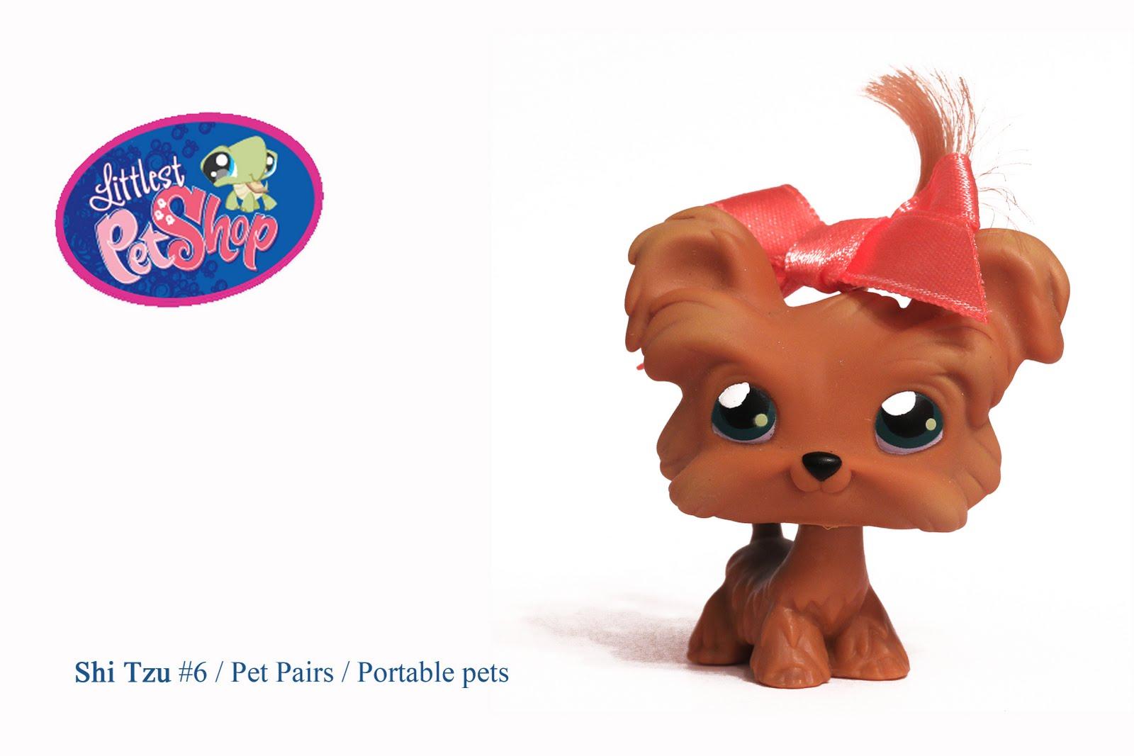 006 Yorkie Littlest Pet Shop Lps Wiki Fandom Powered By Wikia