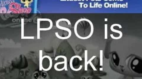 LPSO is back! Trust me!