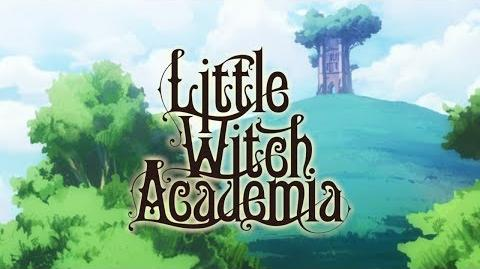 Little Witch Academia Chamber of Time - Announcement Trailer PS4, PC