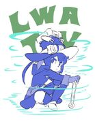Constanze illustration for LWA TV series by LWA animator Kengo Saito (斉藤健吾) @kengo1212