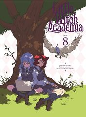 Little Witch Academia - Volume 8