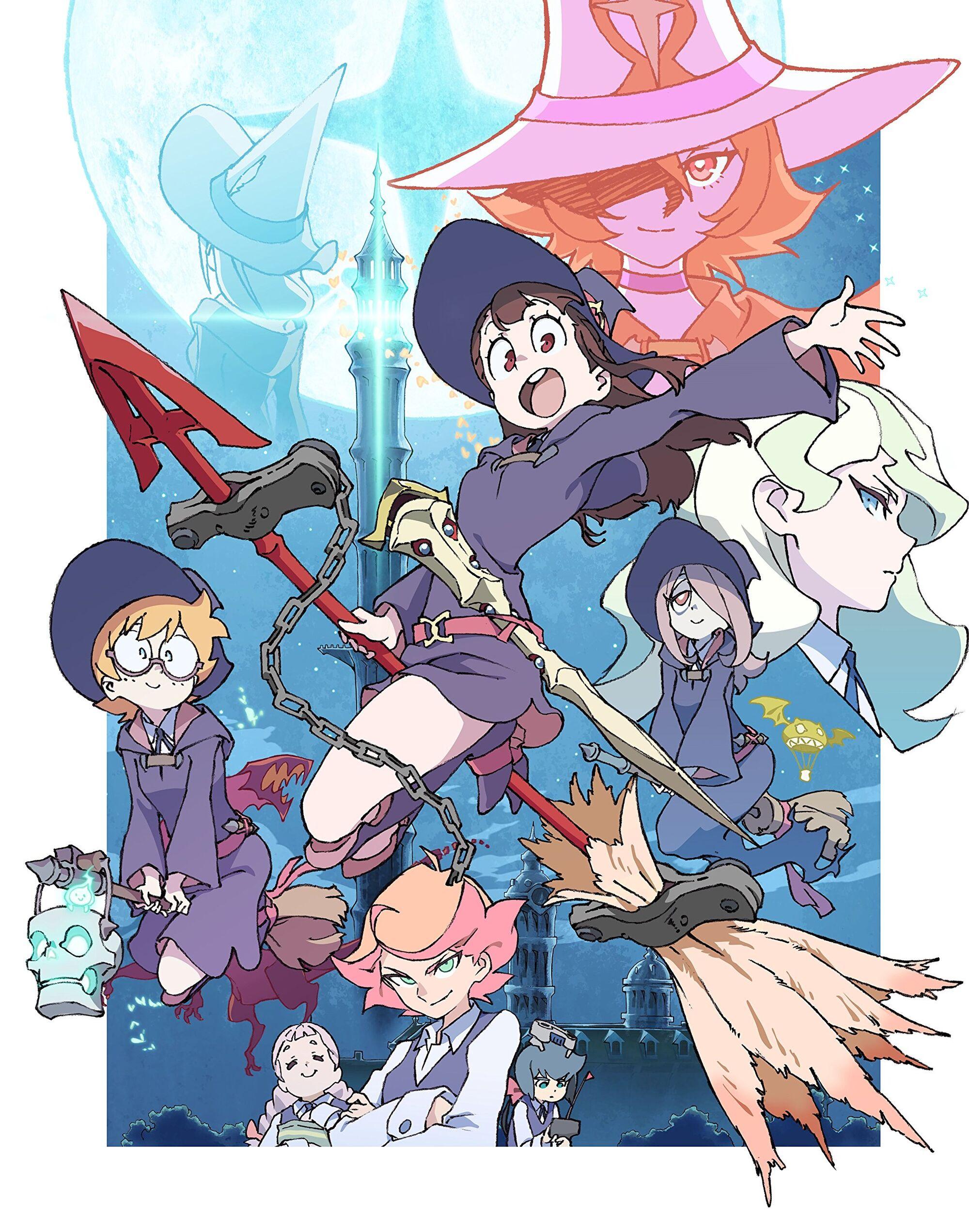 Little witch academia little witch academia wiki fandom powered by wikia