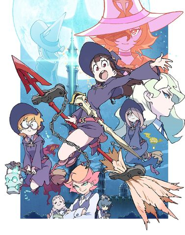 File:Little Witch Academia TV official poster.jpg