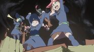 Green Team Cheering Red Team LWA EP