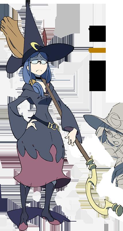 Ursula Callistis | Little Witch Academia Wiki | FANDOM