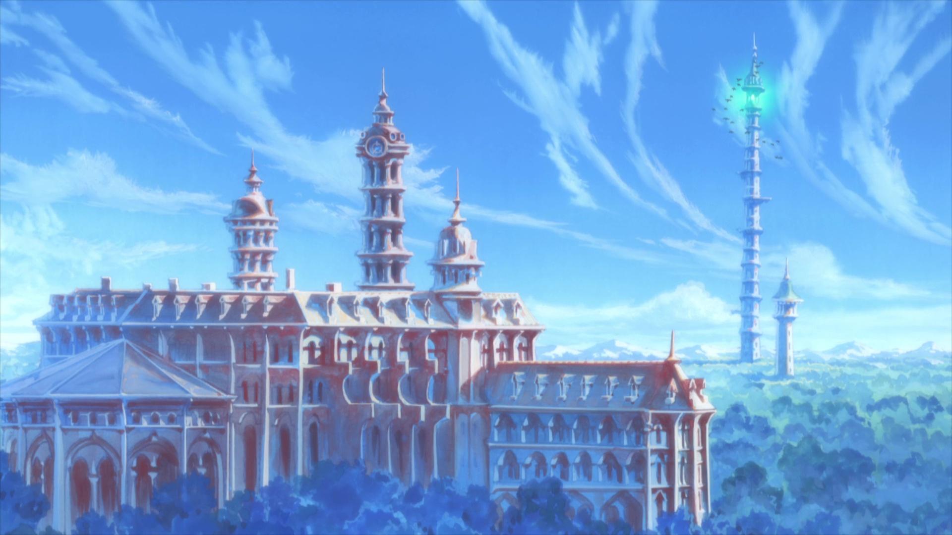 Luna Nova Magical Academy Little Witch Academia Wiki Fandom
