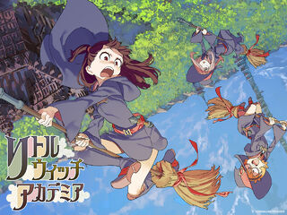 Little Witch Academia banner jp from st-trigger-co-jp