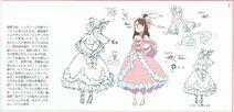 Akko With Cinderella Set Concept Design LWA